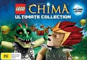 Lego Legends Chima Pack; V4-V7