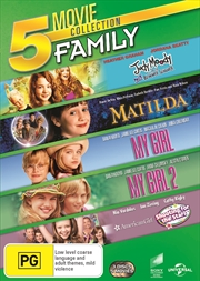 Judy/Matilda/My Girl/My Girl 2