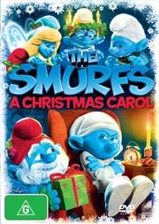 Smurfs: A Christmas Carol | DVD