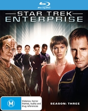 Star Trek: Enterprise; S3: M15 | Blu-ray