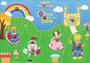 Once Upon A Time Pin Puzzle