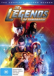 DC's Legends Of Tomorrow - Season 2 | DVD