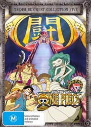 One Piece - Uncut - Treasure Chest - Collection 5