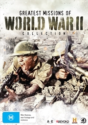 Greatest Missions Of WWII Collection | DVD