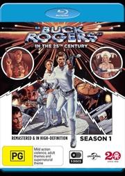 Buck Rogers In The 25th Century - Season 1 | Blu-ray