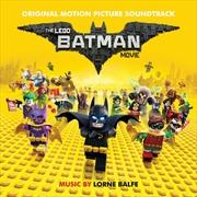 Lego Batman Movie Official Soundtrack