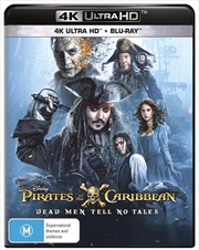 Pirates Of The Caribbean - Dead Men Tell No Tales | UHD