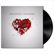 Love And Blood | Vinyl