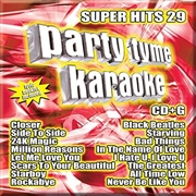 Party Tyme Karaoke - Super Hits - Vol 29 | CD