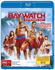Baywatch - Extended Cut | Blu-ray