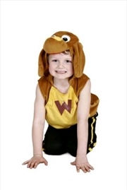 Wags Plush Tabard: 2-4 | Apparel