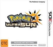 Pokemon Ultra Sun | Nintendo 3DS