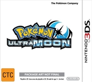 Pokemon Ultra Moon | Nintendo 3DS
