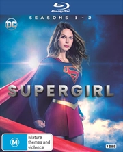 Supergirl - Season 1-2 | Boxset | Blu-ray