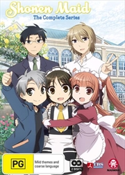 Shonen Maid | Series Collection