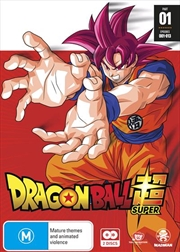Dragon Ball Super - Part 1 - Eps 1-13 | DVD