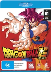 Dragon Ball Super - Part 1 - Eps 1-13 | Blu-ray