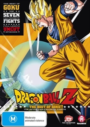 Dragon Ball Z - The Best Of Goku