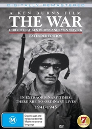 War - A Film By Ken Burns - Extended Edition - Remastered, The
