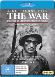 War - A Film By Ken Burns - Extended Edition Remastered | Blu-ray