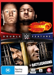 WWE - Great Balls Of Fire / Battleground 2017 | DVD