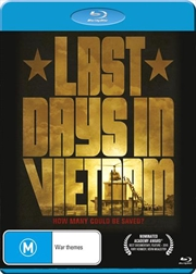 Last Days In Vietnam: Digitally Remastered Edition | Blu-ray