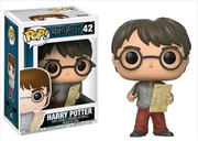 Harry Potter - Harry with Marauders Map Pop! Vinyl | Pop Vinyl