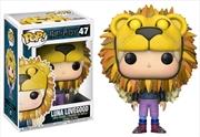 Luna Lovegood Lionhead