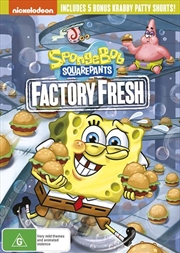 Spongebob Squarepants - Factory Fresh | DVD