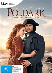 Poldark - Series 3 | DVD