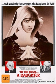 To The Devil A Daughter | Blu-ray