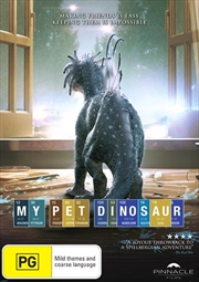 My Pet Dinosaur | DVD
