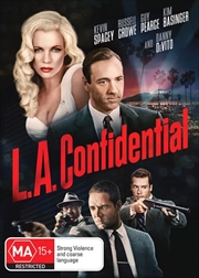 L.A. Confidential | DVD