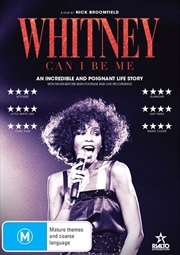 Whitney - Can I Be Me | DVD