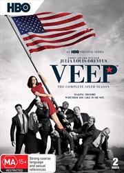 Veep - Season 6 | DVD