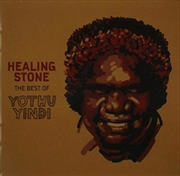 Healing Stone- The Best Of