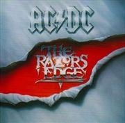 Razor's Edge | CD