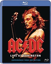 Live At Donnington | Blu-ray