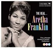 Real... Aretha Franklin   CD