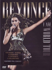 I Am...world Tour [2010]