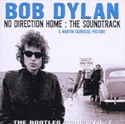Bootleg Series, Vol 7 - No Direction Home- The Soundtrack   CD