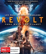 Revolt | Blu-ray