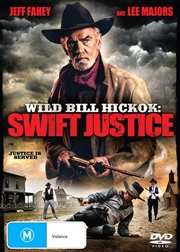 Wild Bill Hickok - Swift Justice | DVD