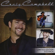 Craig Campbell / Never Regret | CD
