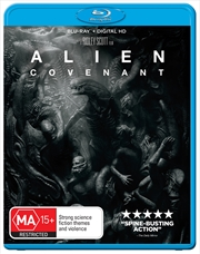 Alien - Covenant | Blu-Ray + DHD