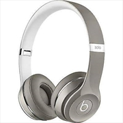 Solo2 Luxe Edition Silver Headphone