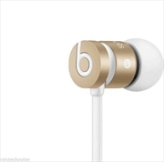 Urbeats In-Ear Headphone - Gold
