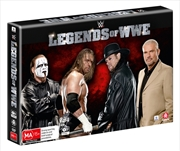 WWE: Legends Of WWE (SANITY EXCLUSIVE)