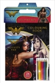 Wonder Woman Activity Bag