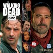 Walking Dead Calendar 2018